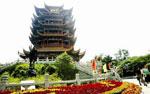 武汉:圣火湖北传递第一站