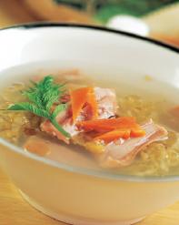 酸菜肚片汤