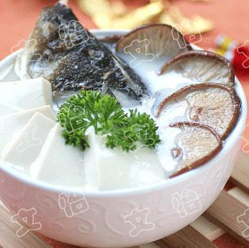 大鱼头豆腐汤